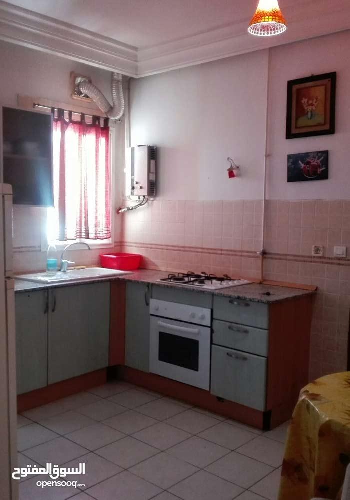 شقة بيت و صالة للإجار ب حي الواحات