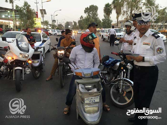 Baghdad - Other motorbike made in 2019 for sale