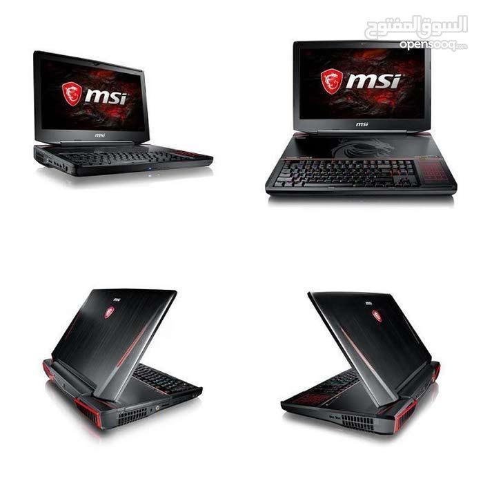 """MSI GT75VR TITAN PRO-202 17.3"""" Gaming Laptop"""