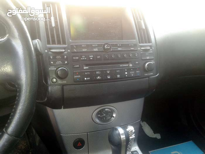 Infiniti FX45 car for sale 2005 in Muscat city
