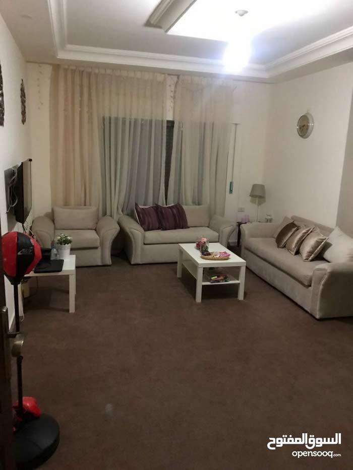 University Street neighborhood Amman city - 200 sqm apartment for sale