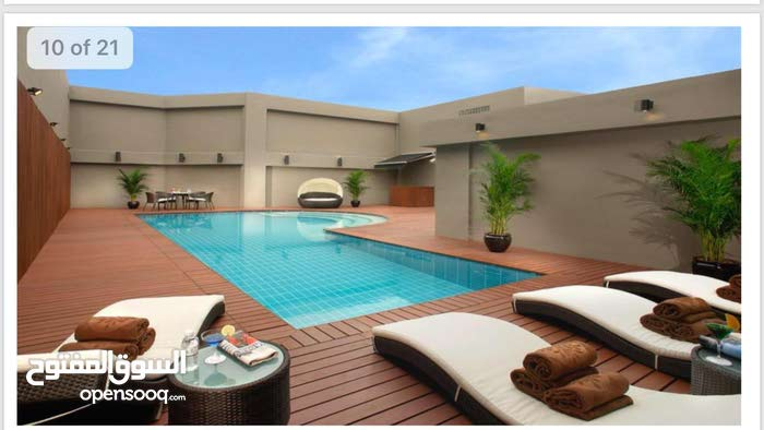 Fourth Floor  apartment for sale with 3 rooms - Muscat city All Muscat