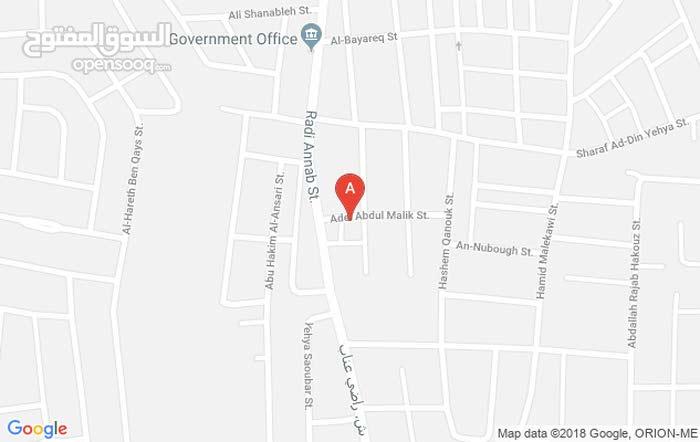 مخزن/مستودع عدد (2) للايجار في منطقة الجندويل مقابل إدارة سير غرب عمان