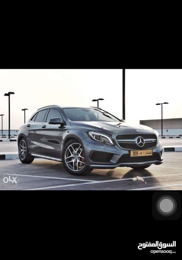 Mercedes Benz GLA 2015 For Sale