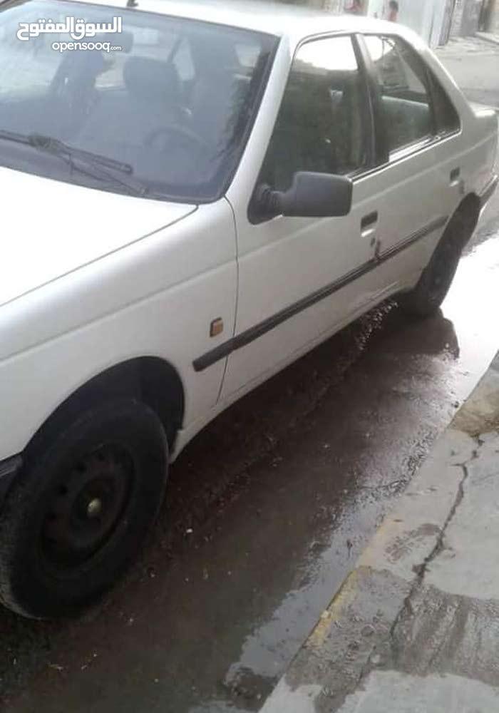 Peugeot 208 in Baghdad