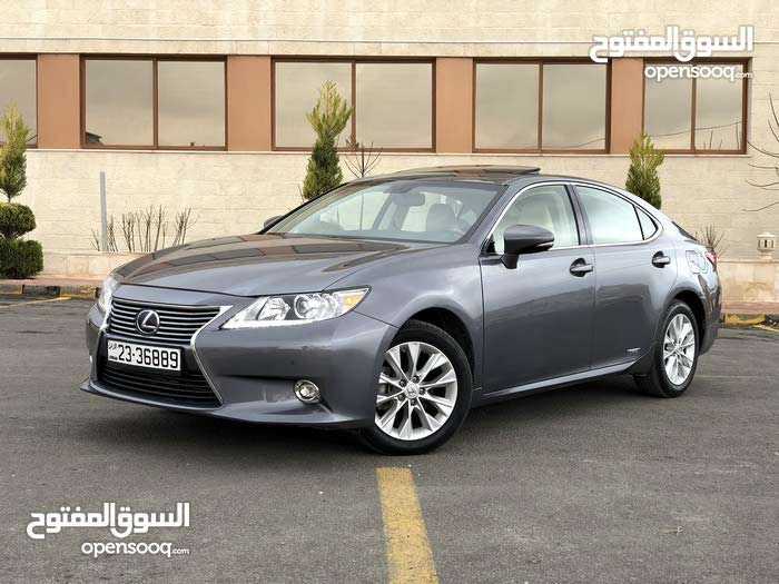 Lexus ES car for sale 2015 in Amman city