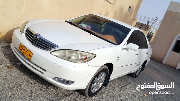 Toyota camry 2004 in good condition