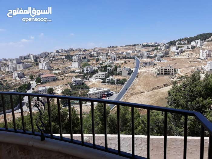 Ground Floor  apartment for rent with 3 rooms - Amman city Naour
