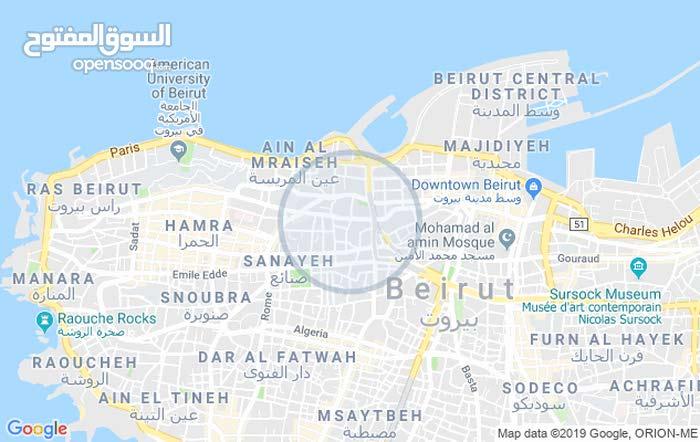 شقة للآجار في بيروت كلمنصو