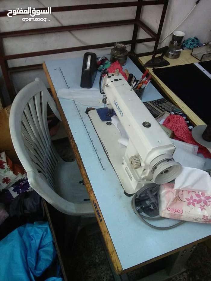 ماكينات خياطة عدد (4) للبيع