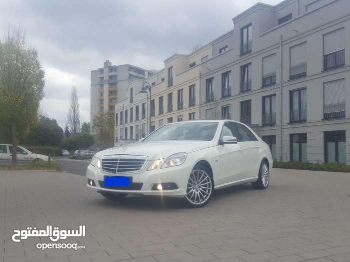 140,000 - 149,999 km Mercedes Benz E 350 2010 for sale