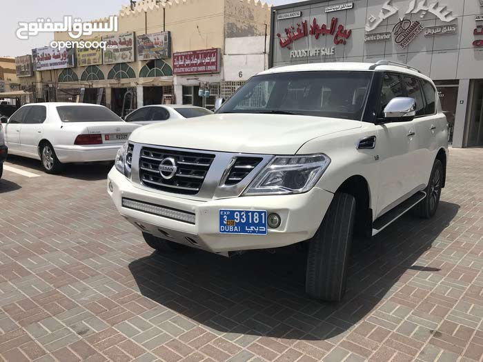 2012 Used Patrol with Manual transmission is available for sale
