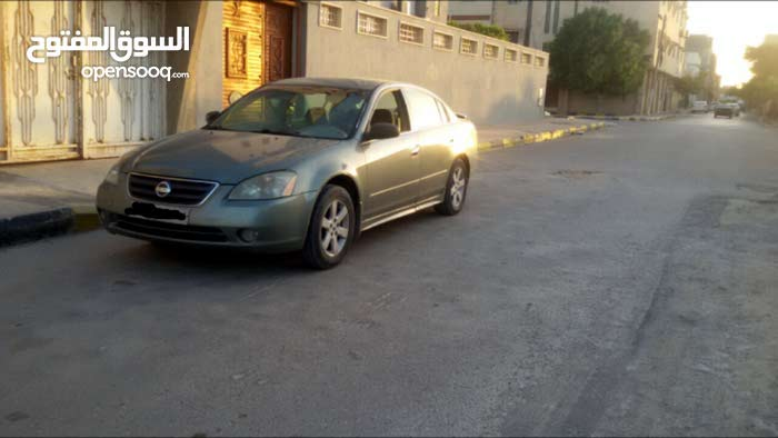 Used 2003 Nissan Altima for sale at best price