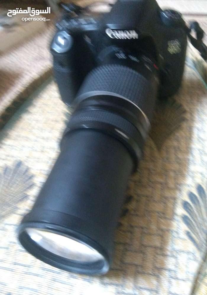 كاميرا كانون 60Dبحالةجيده للبيع