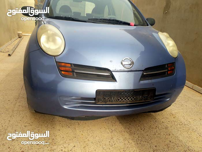 Automatic Nissan 2006 for sale - Used - Misrata city