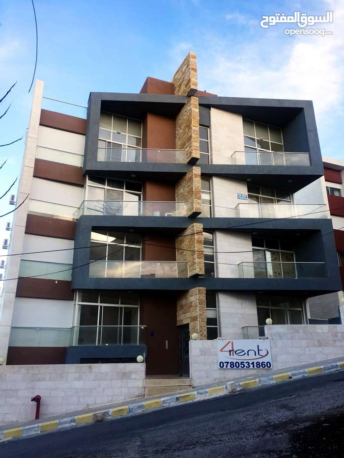 University Street neighborhood Amman city - 66 sqm apartment for sale