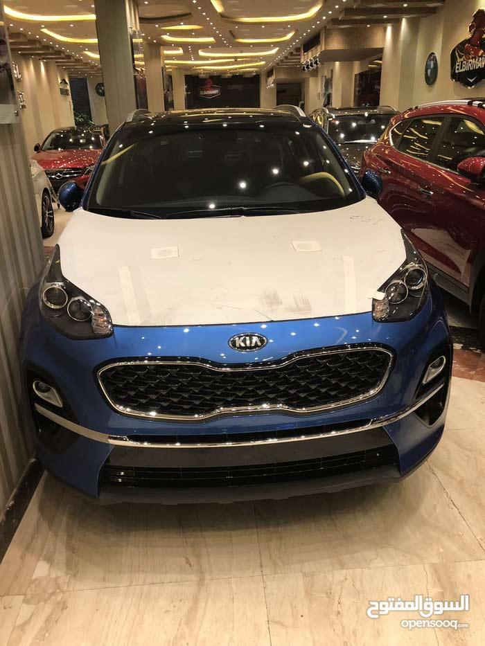 New Kia 2019