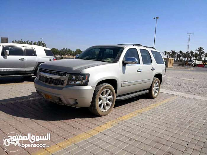 Chevrolet Tahoe 2009 For sale - Gold color