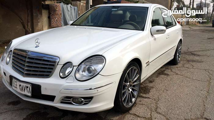 Used Mercedes Benz 2002