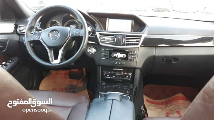 Used condition Mercedes Benz E 300 2013 with  km mileage