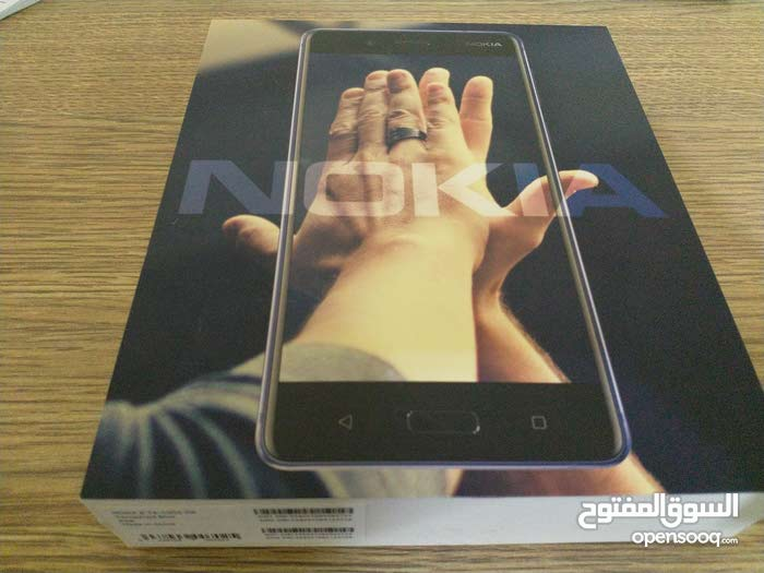 Nokia 8 جديد بكرتونته للبيع