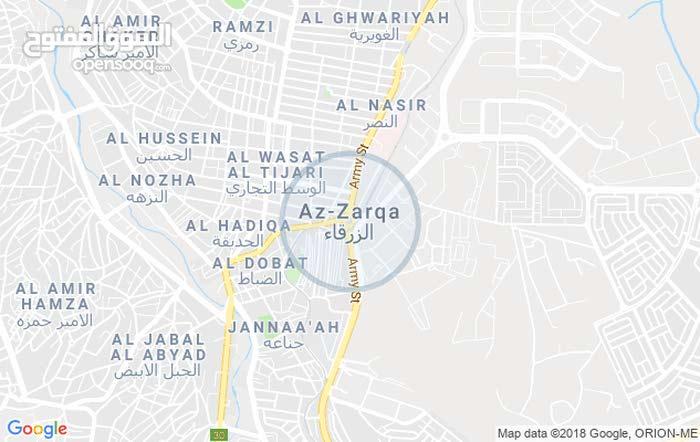 Al Zarqa Al Jadeedeh apartment for rent with 2 rooms
