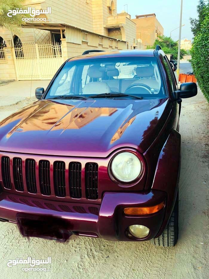 180,000 - 189,999 km mileage Jeep Liberty for sale