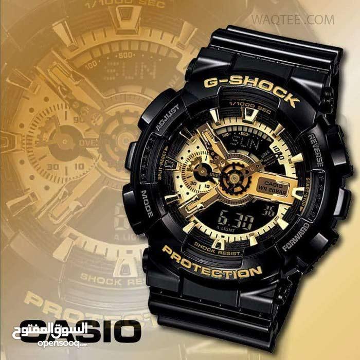 ساعات G_Shock للرجال