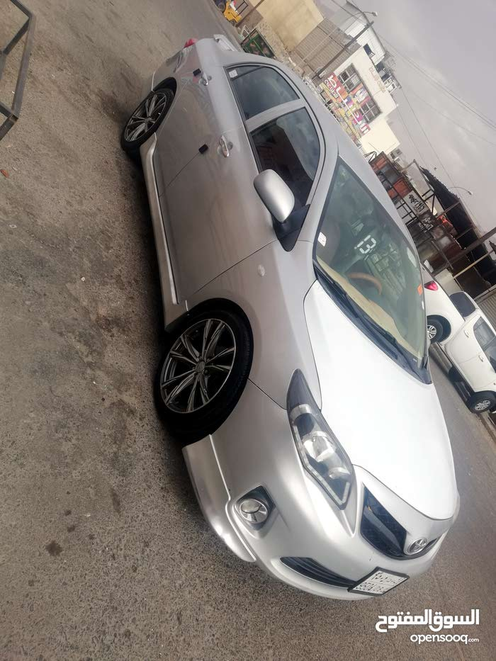 Automatic Toyota 2013 for sale - Used - Aqaba city