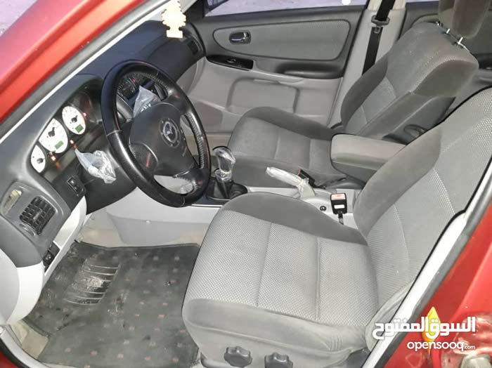 2003 Mazda 626 for sale in Zawiya