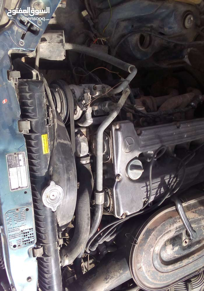 Used Mercedes Benz CL 300 in Amman
