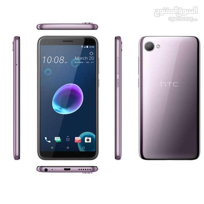 مواصفات موبايل HTC Desire 12 :-  يدعم الاتصال بشبكات الجيل الرابع عن طريق شريحتي