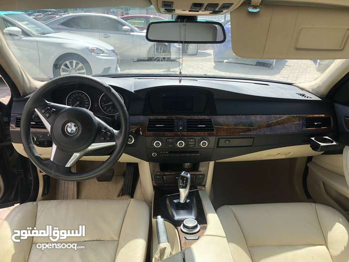 Used condition BMW 525 2008 with  km mileage