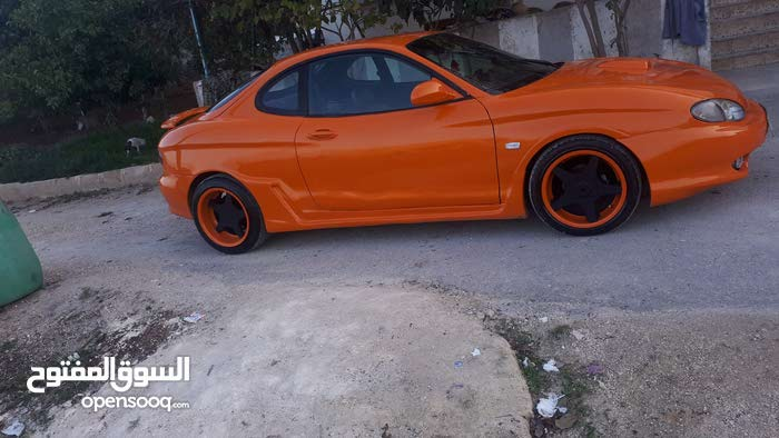 Automatic Hyundai 1998 for sale - Used - Irbid city