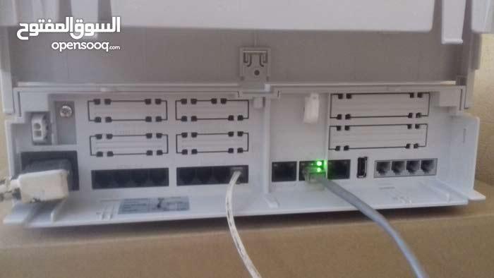 سنترال 32 خط IP مدمج به كول سنتر وراوتر ونظام مراقبه ومكالمات مرئيه
