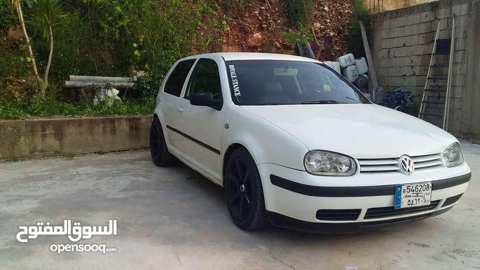 VW Golf 4 model 2003