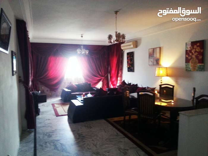 قصر مفروش 200م للايجار بحي النصر