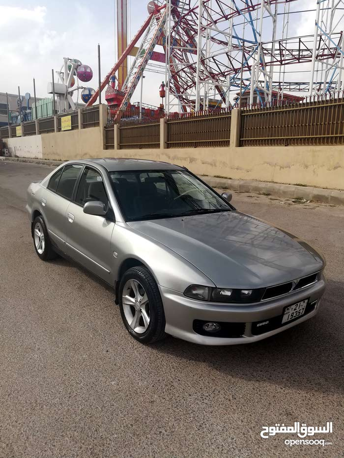 Used Mitsubishi Galant for sale in Irbid
