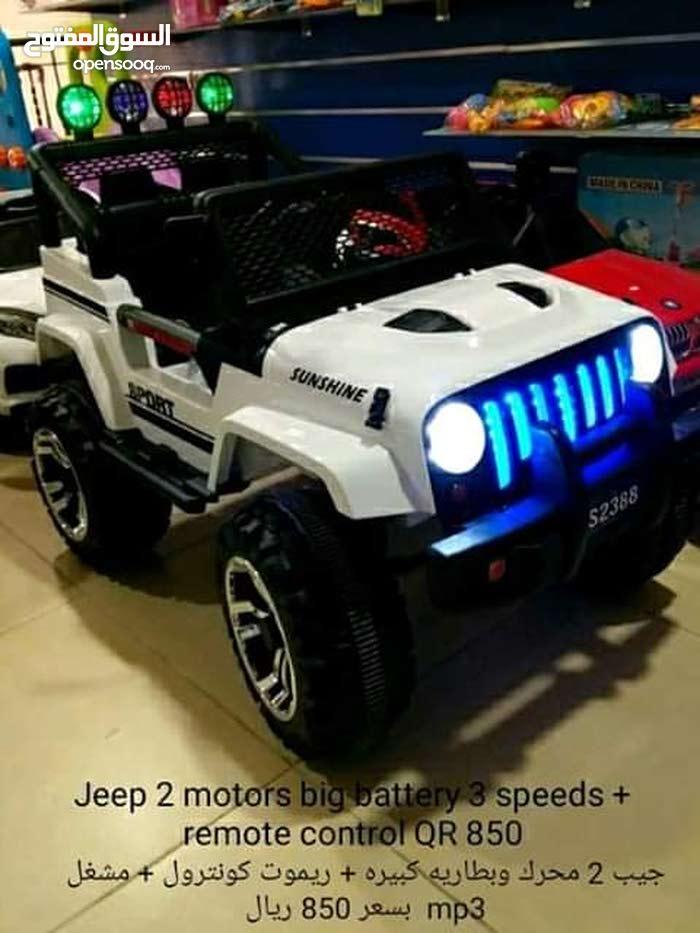 سيارات اطفال جديدة