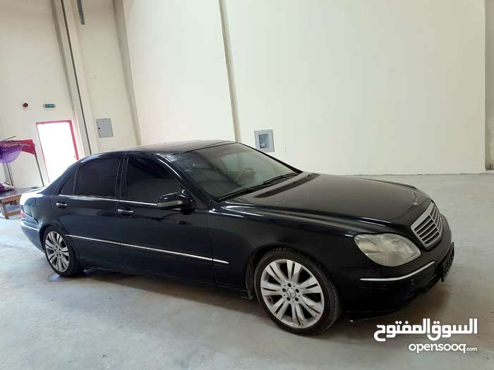 Mercedes Benz S 320 2002 - Automatic