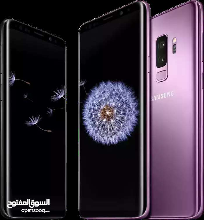 samsung galaxy s9+ , in excellent condition