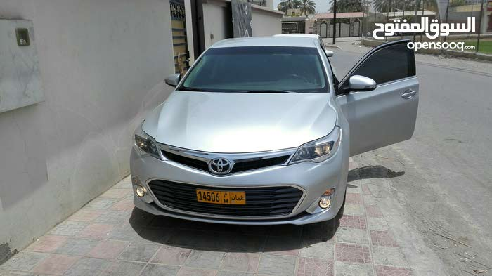 For sale 2013 Silver Avalon