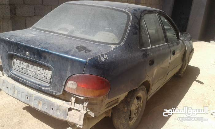 Hyundai Accent made in 1997 for sale