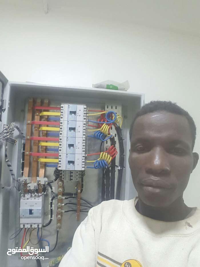 اعمال الكهرباء الوظيفة فورمان