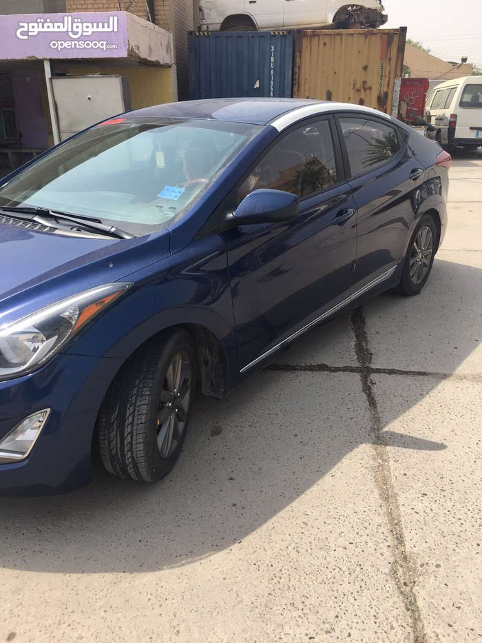 Automatic Hyundai 2015 for sale - Used - Baghdad city