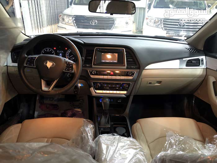 2018 Hyundai Sonata for sale in Baghdad