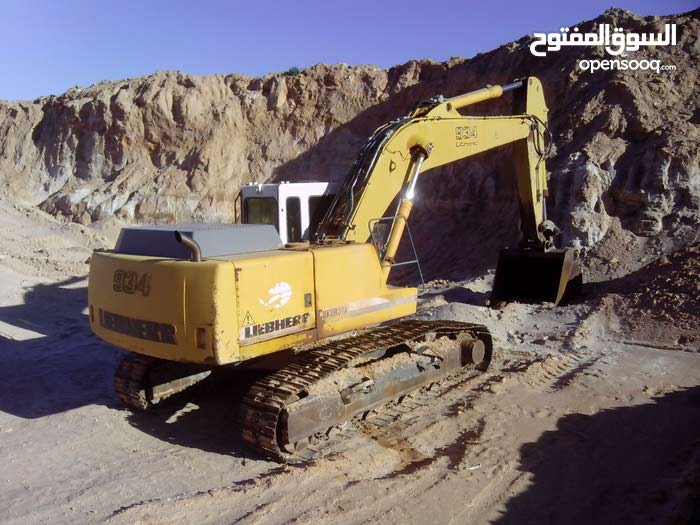 Bulldozer in Nalut is available for sale
