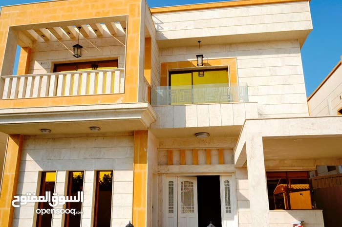0 - 11 months Villas Homes for sale in Ajman consists of: 5 Rooms and More than 4 Bathrooms