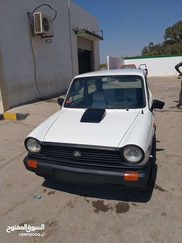 Used condition Fiat 127 1987 with 0 km mileage