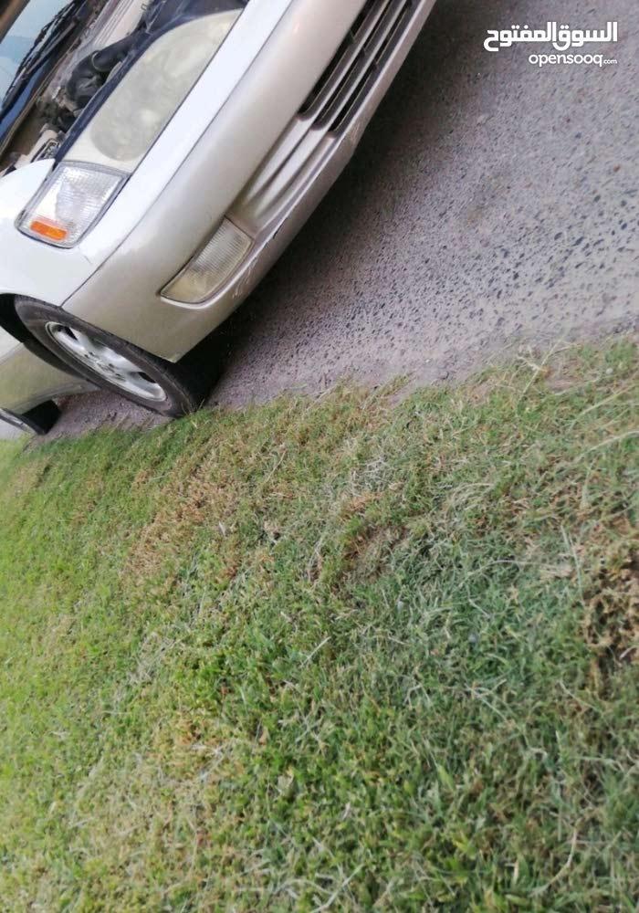 السياره منكسره المكينه ونظيفه  500 ريال